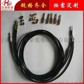 尼龙树脂高压注油管,油脂润滑高压树脂油管厂家