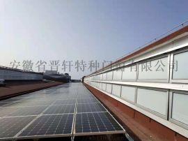 电动天窗供应,安徽晋轩特种门窗专业制作