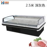 風冷冷櫃鮮肉櫃保鮮冷藏 超市冷櫃廠家直銷