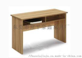 培训桌会议桌条形桌**机构办公桌辅导班双人课桌长条