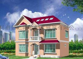 周口轻钢别墅  钢结构集成房屋优势大揭秘