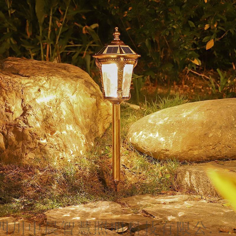 四川中晨草坪灯花园别墅庭院灯照树灯景观灯