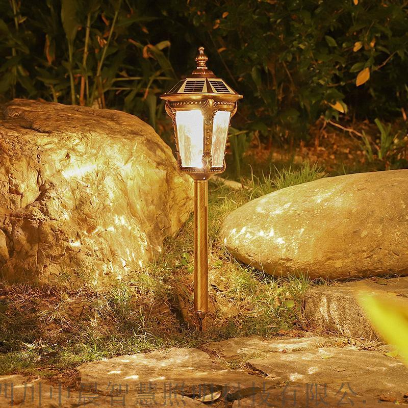 四川中晨草坪燈花園別墅庭院燈照樹燈景觀燈