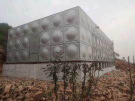 组合式水箱 泽润 玻璃钢水箱 保温水箱
