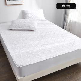 全棉夹棉床笠,防水床罩,隔脏床保护垫