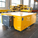 厂家直销20吨无轨遥控蓄电池搬运车 轨道地平车