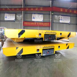 中型智能路轨搬运车 四川10吨30吨低压供电轨道车