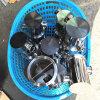 25新品空气阻断器隔膜阀排污管逆止阀污水隔离隔断器