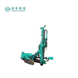 HFSF-200A全液压履带式钻机