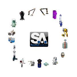 SA跟踪仪软件/三维测量SA软件,SA软件升级