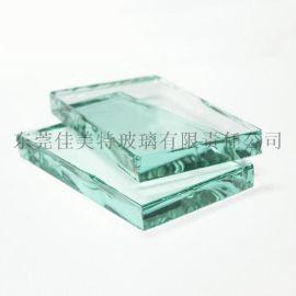 安全性高超厚钢化玻璃东莞玻璃厂