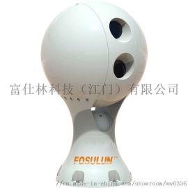 光电转台 球形 云台自动跟踪 热成像摄像机火灾监控
