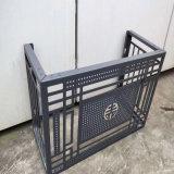 外墙氟碳铝单板空调罩 门头铝单板尺寸定制厂家
