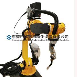 供应冲压机械手 自动化氩弧焊机器人