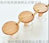 木頭蓋水杯防塵木蓋杯蓋咖啡杯玻璃杯蓋子竹木蓋