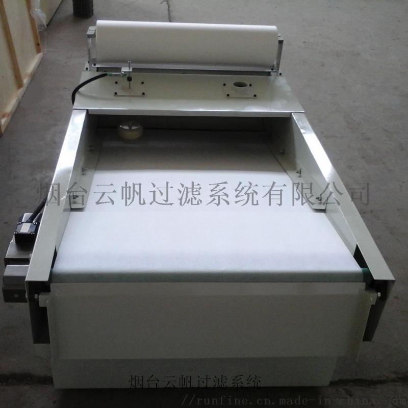 自动收纸式纸带过滤机配套用滤纸