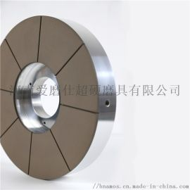 供应树脂CBN砂轮/双端面磨砂轮