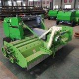 山東牽引式回收打捆機廠家 秸稈粉碎回收打捆機