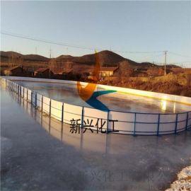 冰球场防护界墙 可移动冰球场防护界墙性能可靠