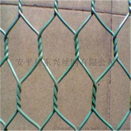 六角拧花网/加粗石笼网/养殖种植围网