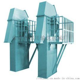 垂直式提升机种类 焊接斗式输送机 六九重工 玉米斗