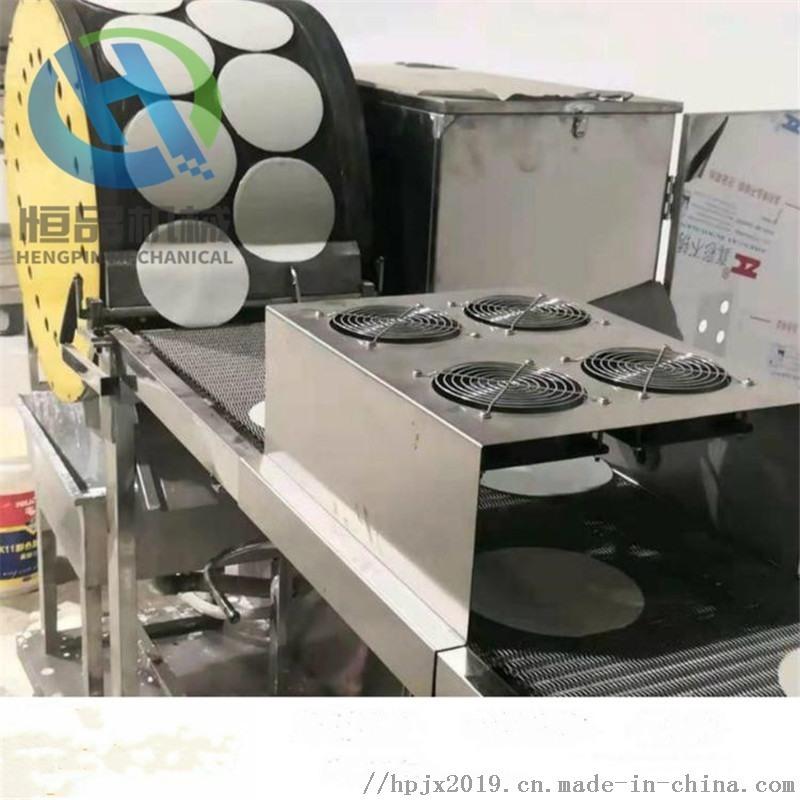 操作简单烤鸭饼机 一次成型荷叶饼机 加工定做
