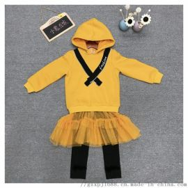 2019秋季新款儿童长袖卫衣