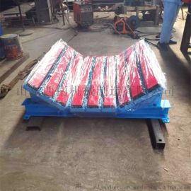 皮带机下料口抗震阻燃缓冲床 高分子耐用阻燃缓冲床