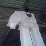 集宁帆布带塑料斗垂直提升机 Lj8 环链焊接斗