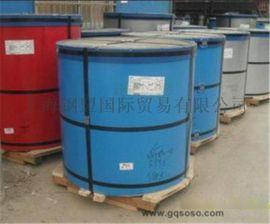 宝钢白灰彩涂板|海蓝彩涂卷|福州市上海宝钢彩钢瓦