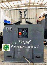 公转自转钢刷机 无酸洗拉丝除锈