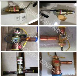 特灵空调排油电磁阀VAL02395特灵