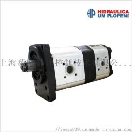力士乐铝合金齿轮泵替代