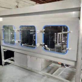 旋转式外刷机高压冲洗机灌装机