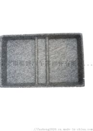 毛氈桌面雜物收納盒 毛氈收納箱 衝型毛氈盒