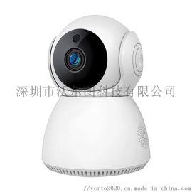 智能摄像头家用无线摄像头 室内远程网络高清摇头机