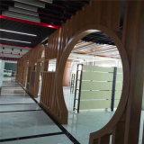 格柵背景牆鋁方通型材 吊頂格柵型材鋁方管作用