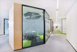 深圳办公室装修常用的墙面装饰材料分类