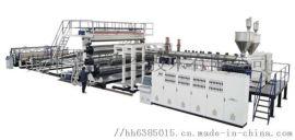 JWELL金纬PE土工膜/防水卷材生产线