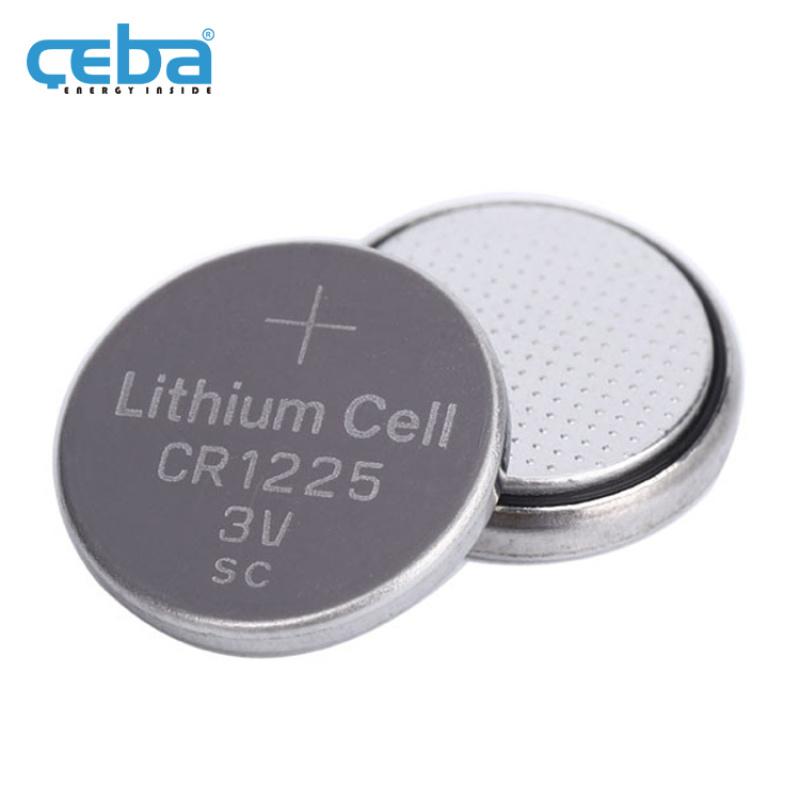 CR1225锂锰纽扣电池3V蓝牙耳机电子手表电池