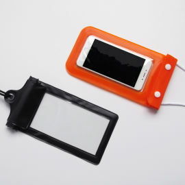 广东厂家定制户外用品 PVC手机防水袋 收纳袋