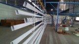 生产加工定制白色条形铝方通格栅天花吊顶