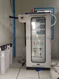 云南钢铁行业混合煤气热值监测系统
