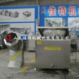 鸡爪油炸可以使用电加热导热油油炸机省成本