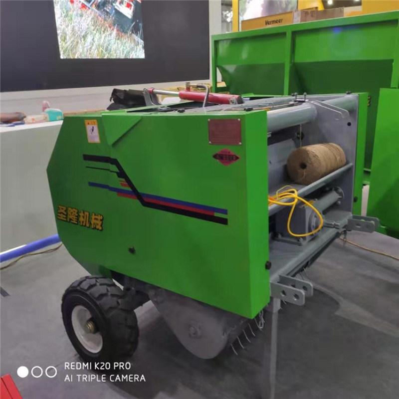 玉米秸秆捡拾型打捆机,5080小麦秸秆打捆机