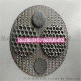 纳米级别孔隙均匀隔尘防护316烧结不锈钢防爆网片