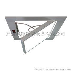 泰阳TY-LED1000GDF数字遥控电动翻转柔光灯 会议室灯光嵌入式电动旋转柔光灯