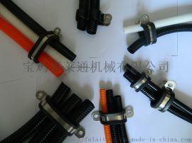 单层不锈钢多管管夹 现货供应