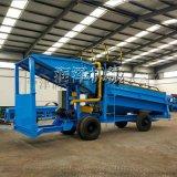 挖沙選金篩金設備 砂金開採選礦設備