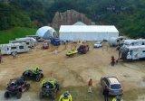 环保厂房 仓储篷房 临时建筑 铝合金篷房